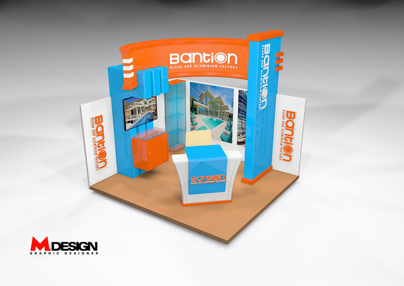 bantion booth design