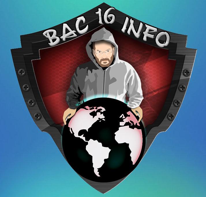 Logo Bac Info 2016