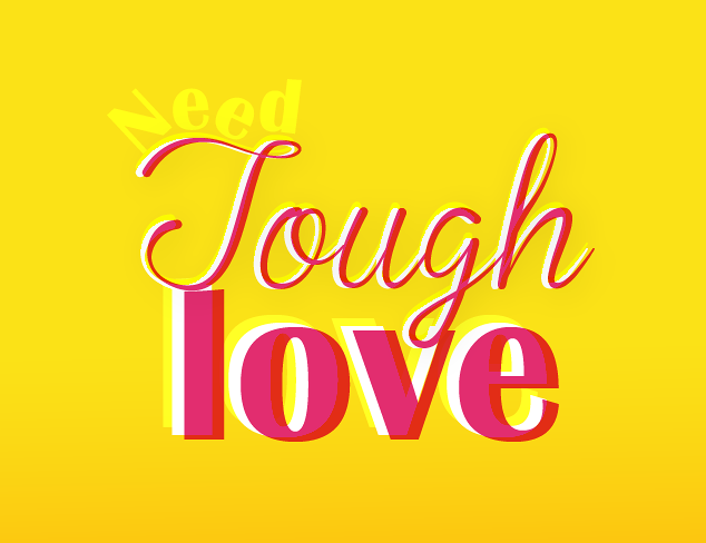I Need tough lover