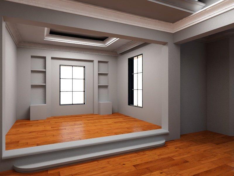 جناح غرفة نوم
