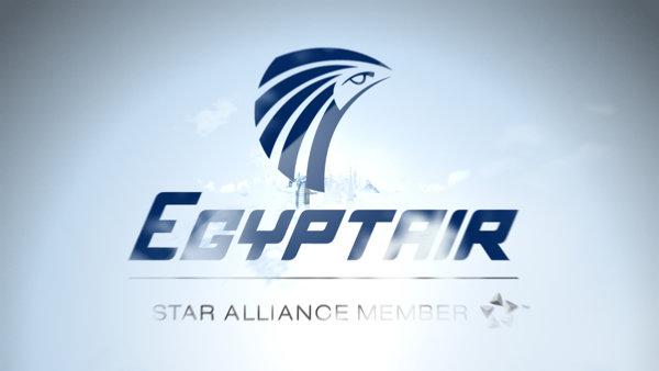 EGYPTAIR Logo Intro