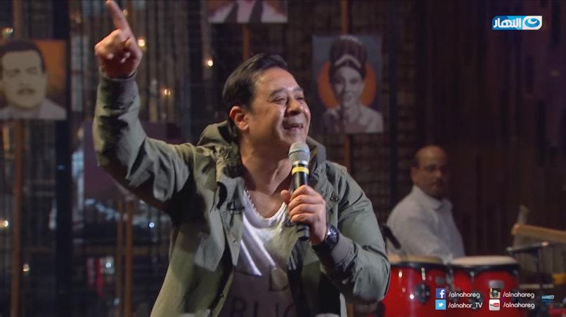 Celebrities in (Akher ElLeil - Tv.Prog)