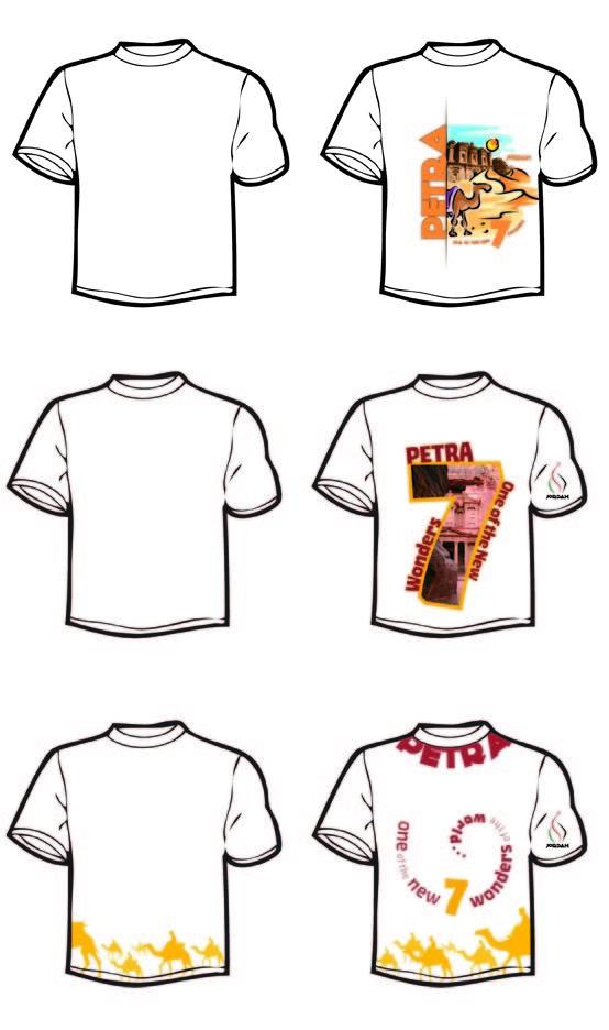 Petra T-Shirts