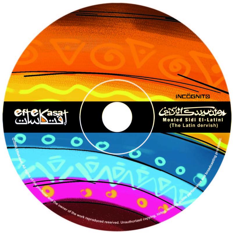 Mulid Sidi El-Latini album Eftekasat band