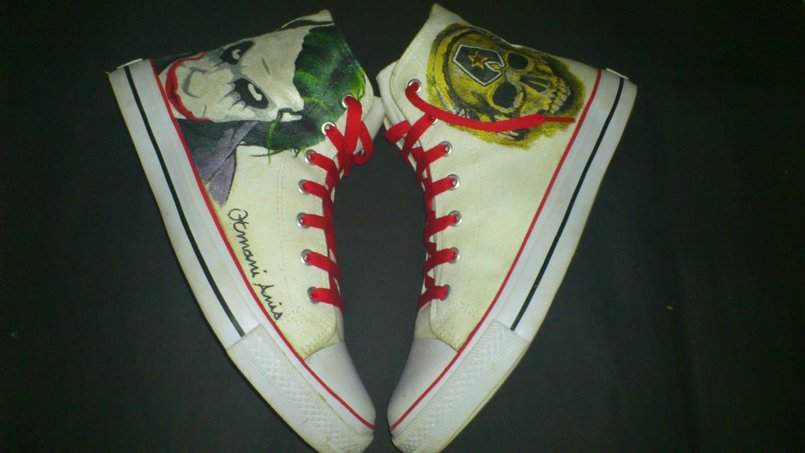 WORKS ON CONVERS