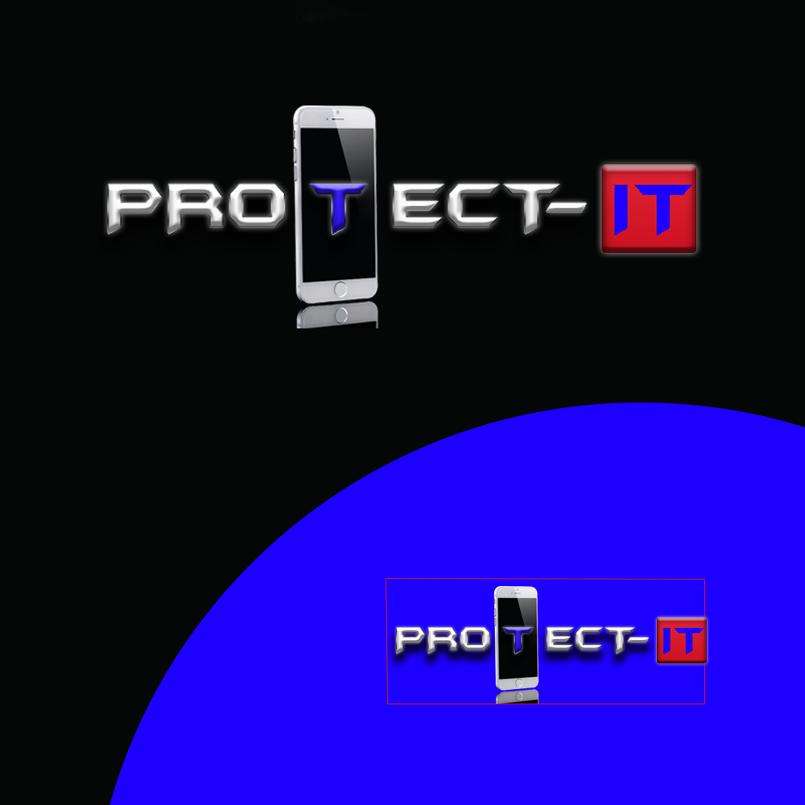 تصميم شعار لشركة تنتج ضد الصدمات للأيفون7