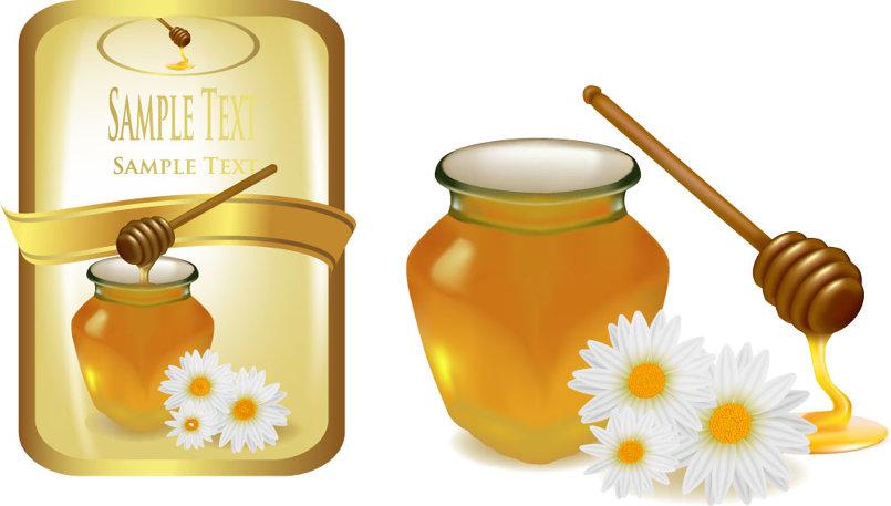 علبة العسل