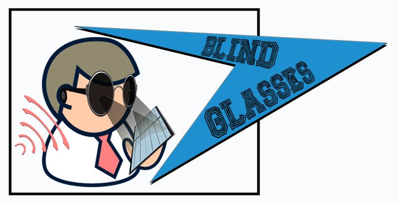 LOGO(BLIEND GLASSES)