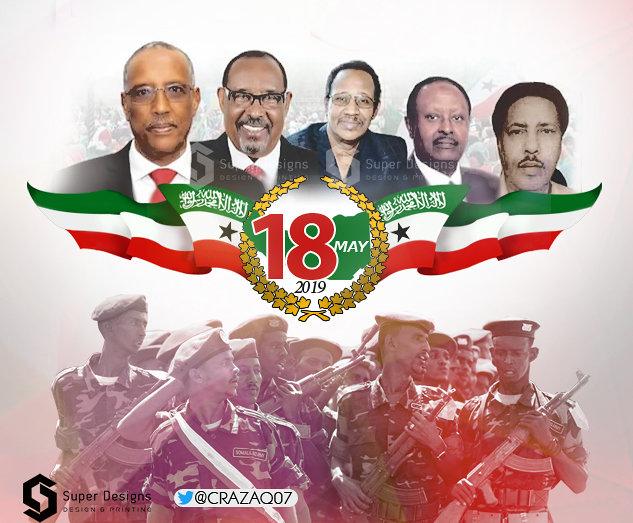somaliland  18 may