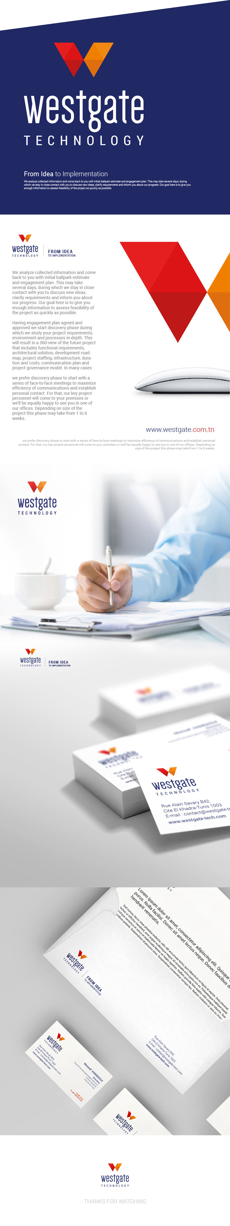 logotype westgate technology
