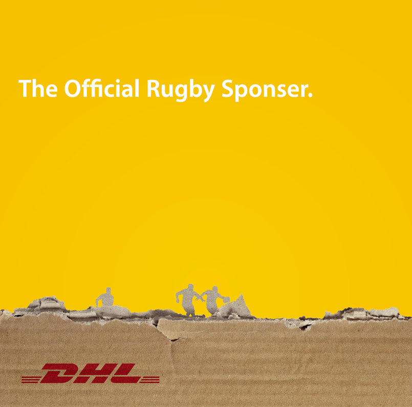 Official Rugby Sponser