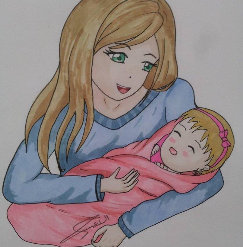 أمومة