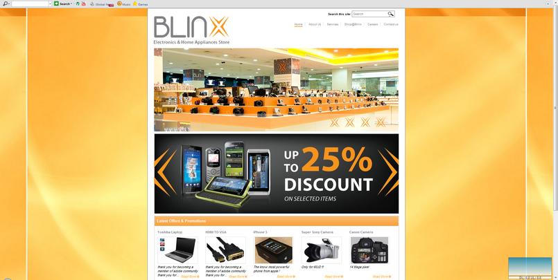 BLINX.com