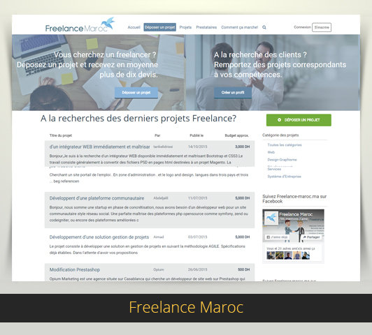 Appjectif projects