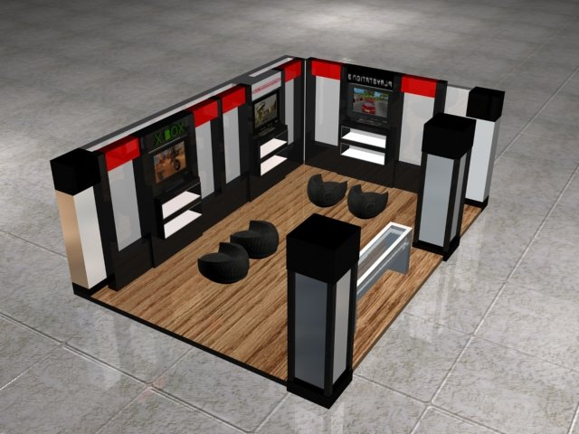 Xbox Booth