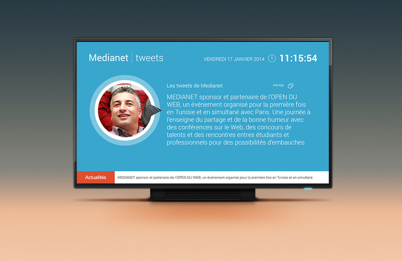 medianet tv infochanel