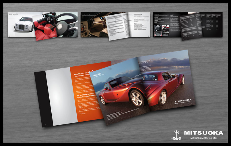 Brochure & Catalouge Design