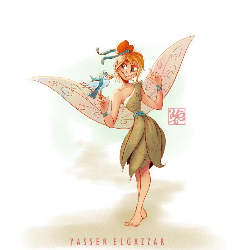 Fairy - Digital Painting