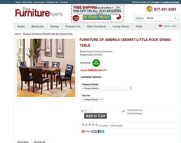 Fine Furniture Imports