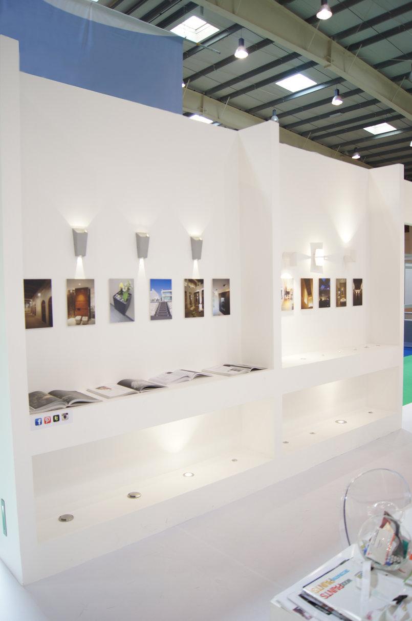 Lumen Arts Stand