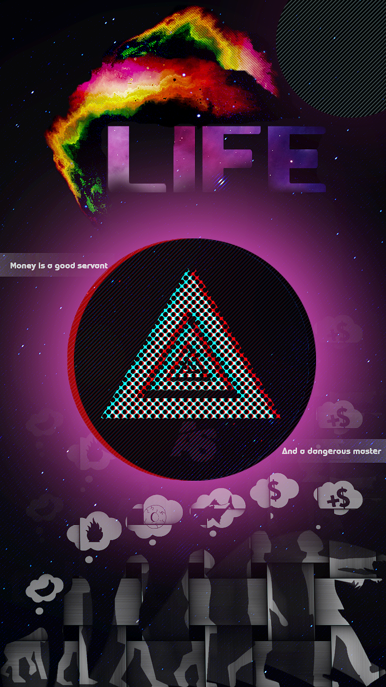 Geometric Poster Designs