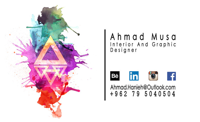 Personal Logo And Business Card