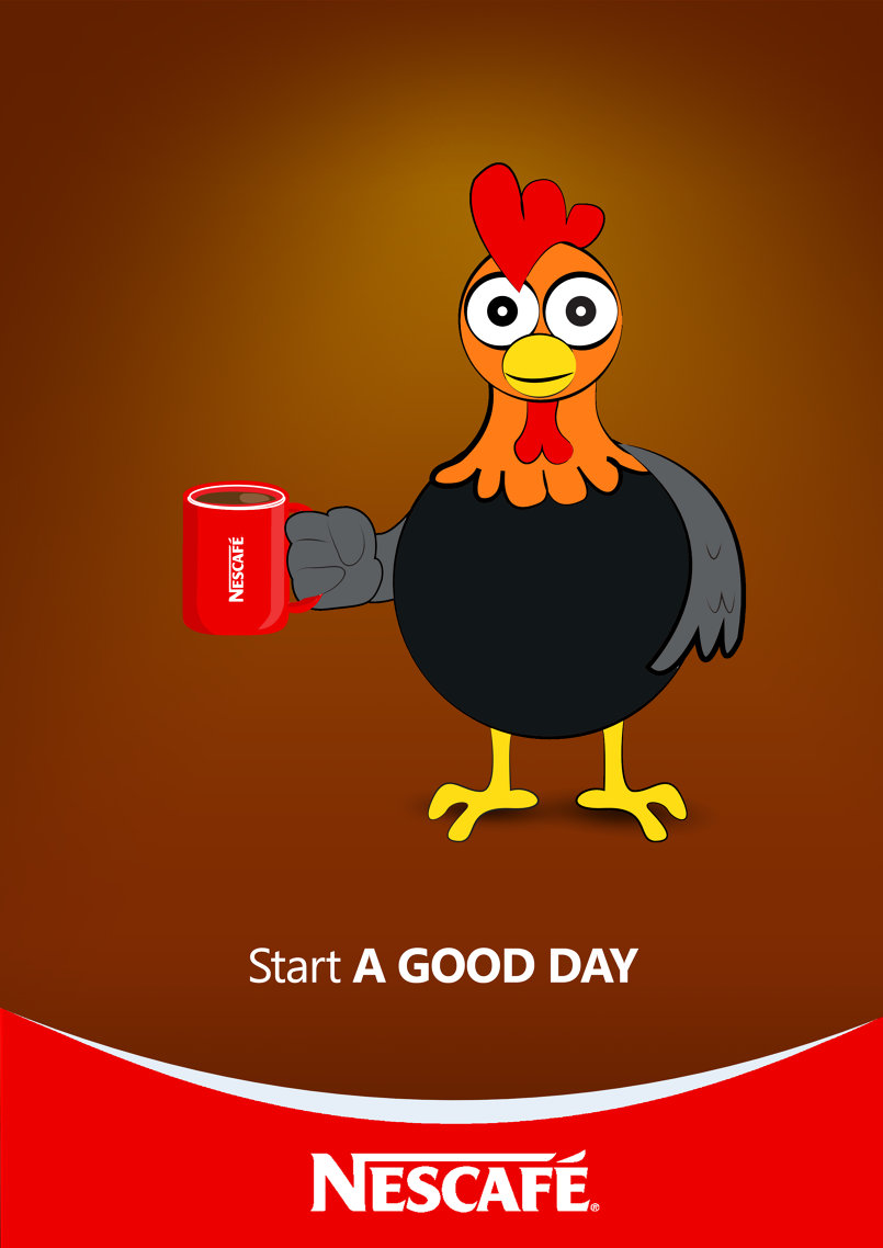 (Nescafe (Start a Good Day