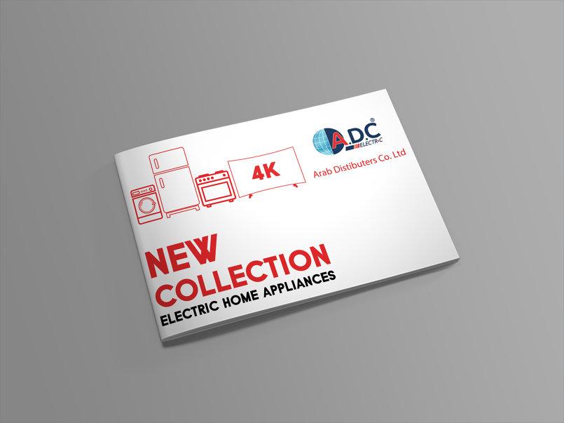 catalog cover design