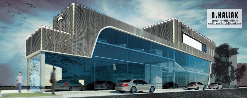معرض تويوتا للسيارات في جازان