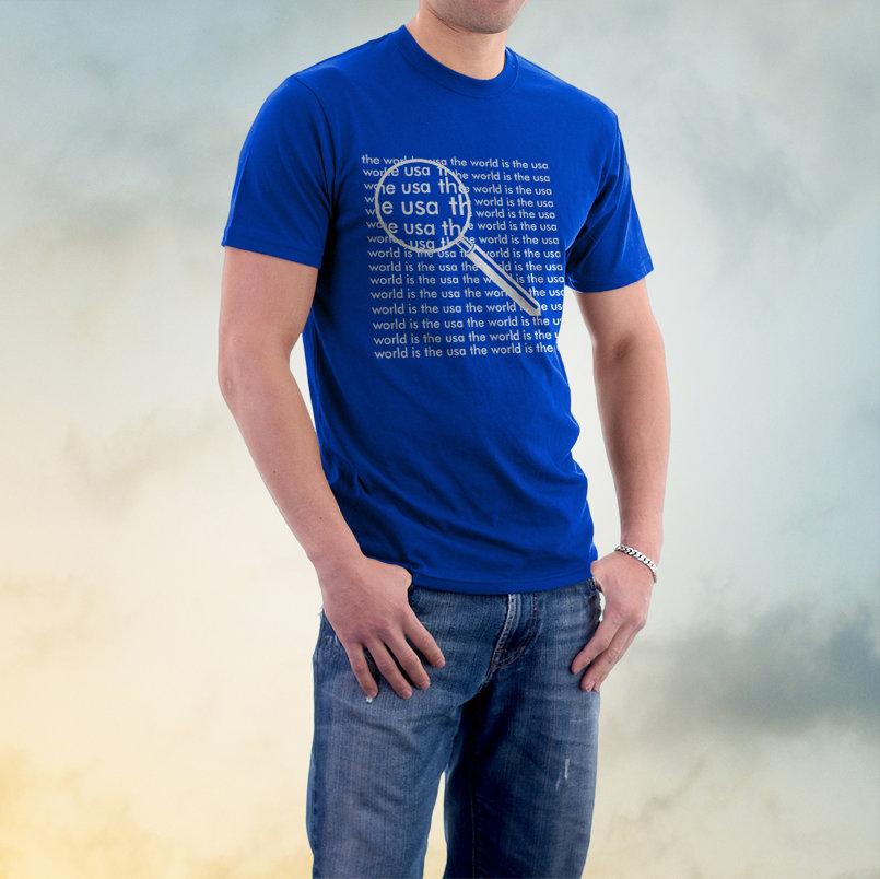 T-shirt شبابي