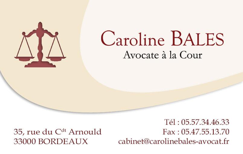 carte visite avocat