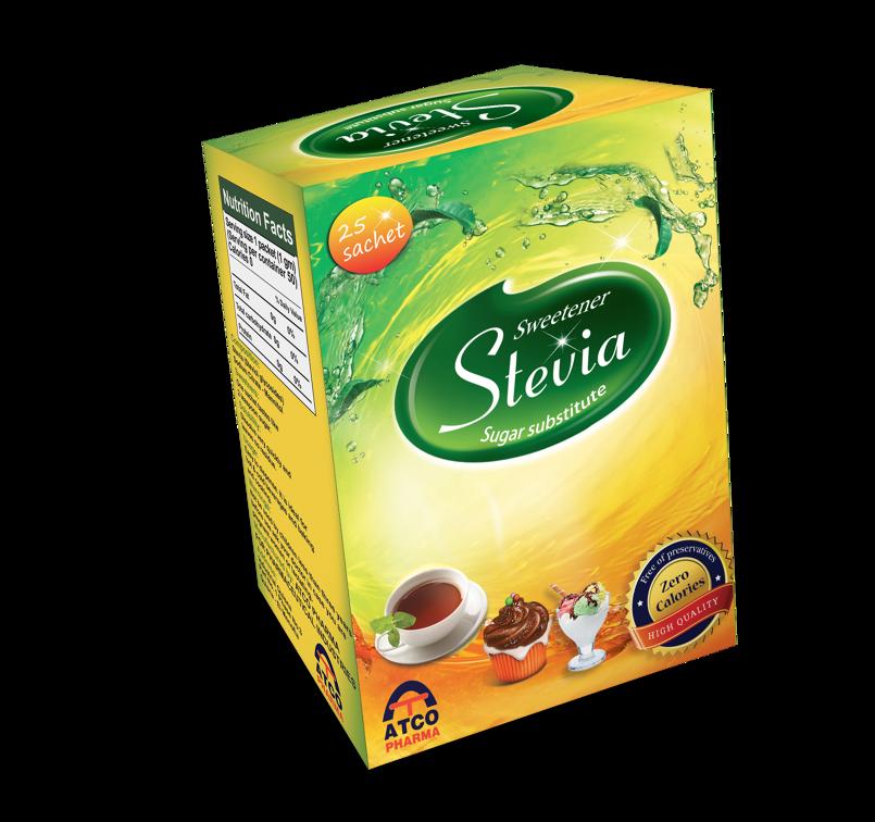 Stevia Packaging Design