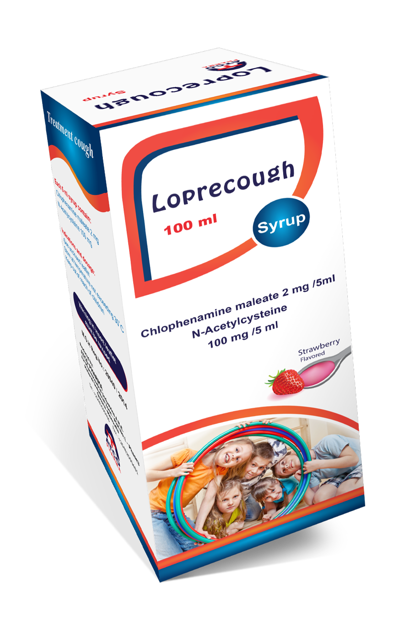Loprecough Packaging Design