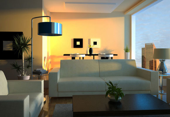 Lighting and rendering test, 3dsmax 2012, Vray 2