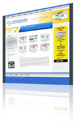 شركة الحلول التجارية للانترنت 2007