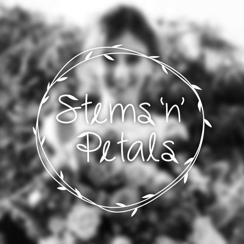 Stems 'n' Petals - Logo