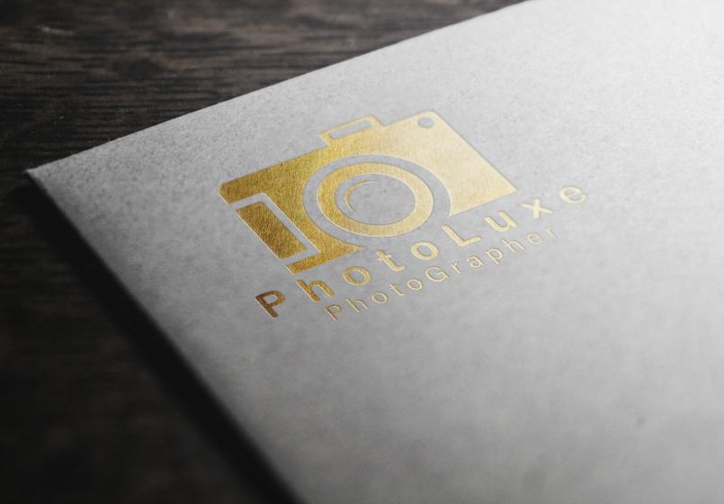 شعار لمصور فوتوغرافي