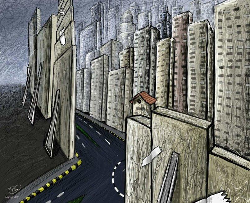 Caricature / كاريكاتير