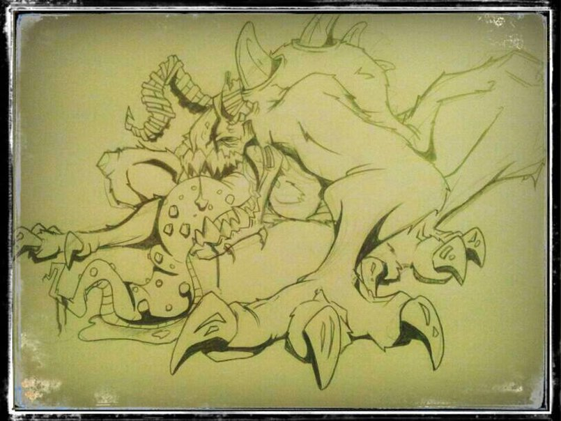 My Art.