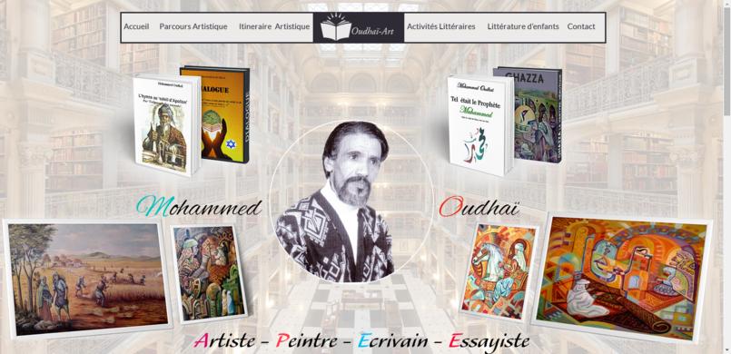 Oudhai-Art Web Site