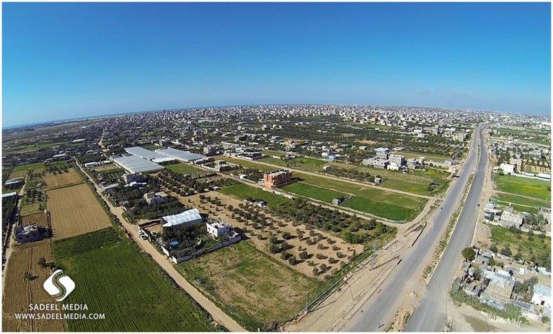 رفح -شارع صلاح الدين