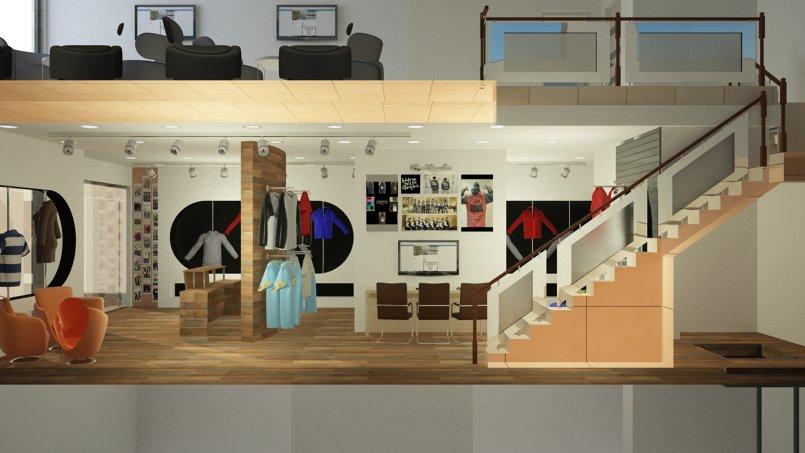 Boutique Interior Design