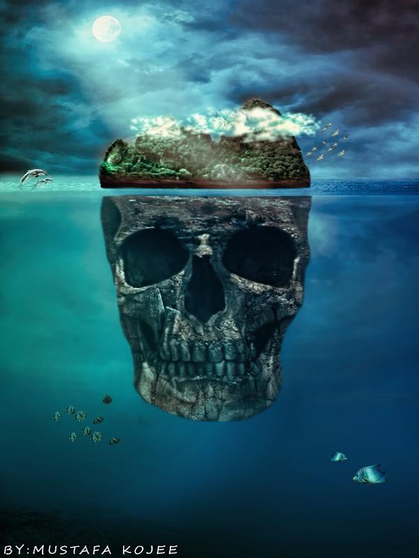 جزيرة الجمجمه