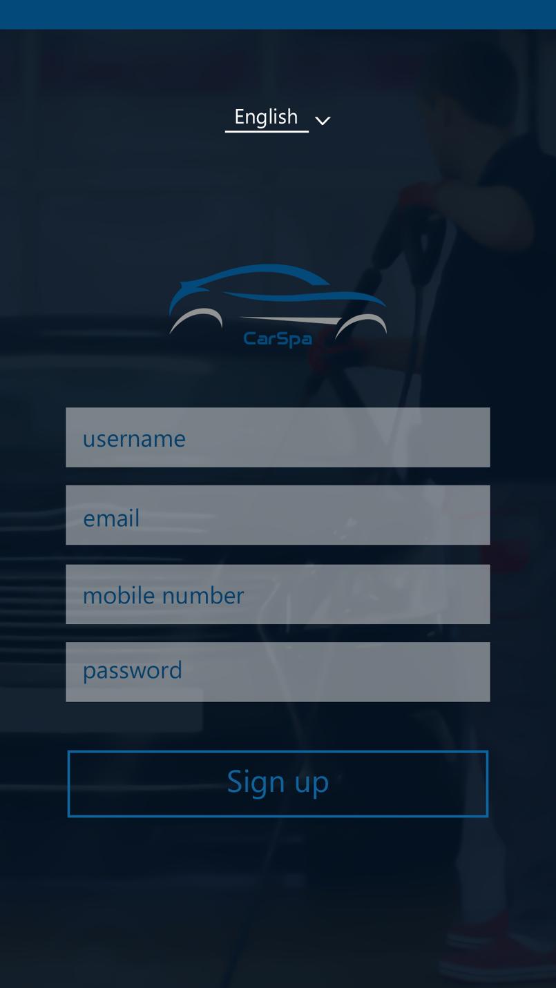 CarSpa