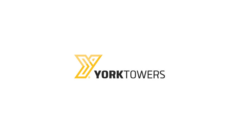york towers | logo