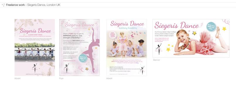 Siegeris Dance