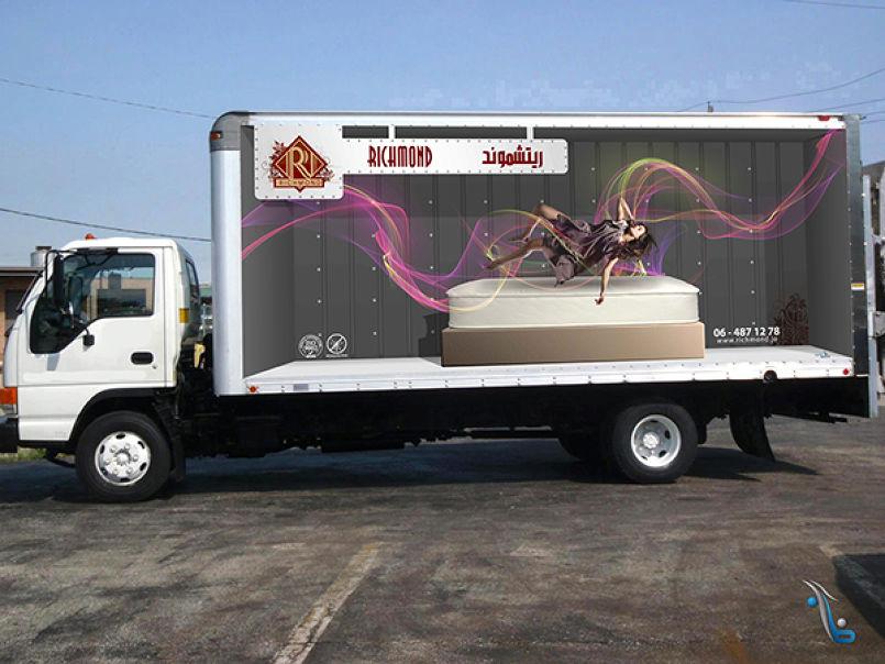 3D Truck ad.1