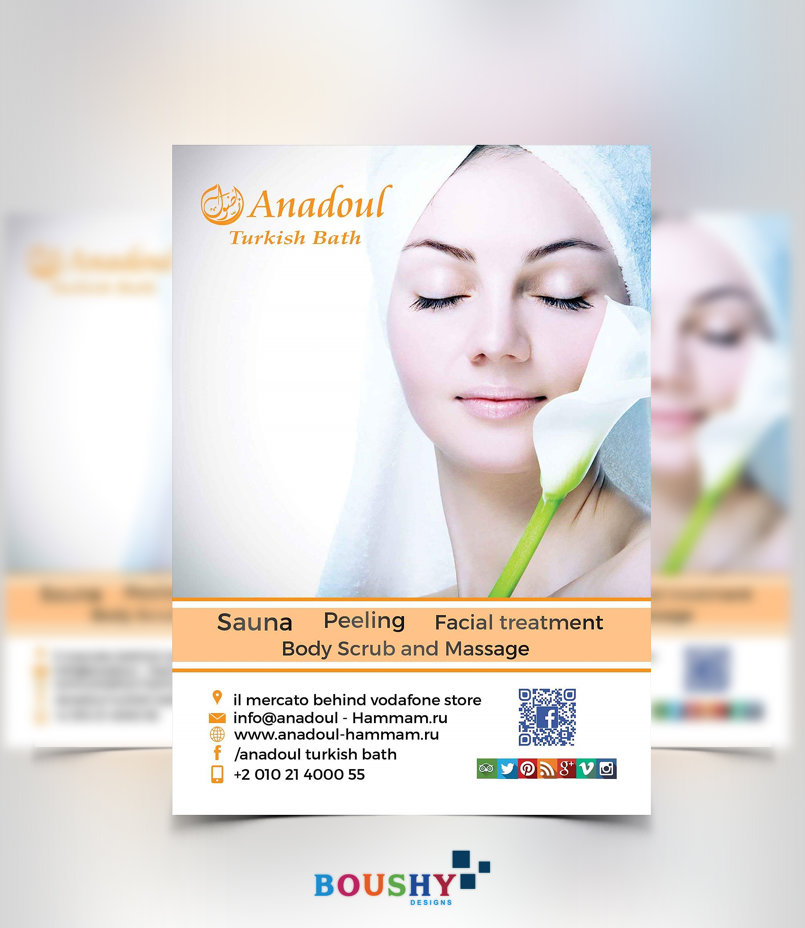 Anadoul Bath Flyer