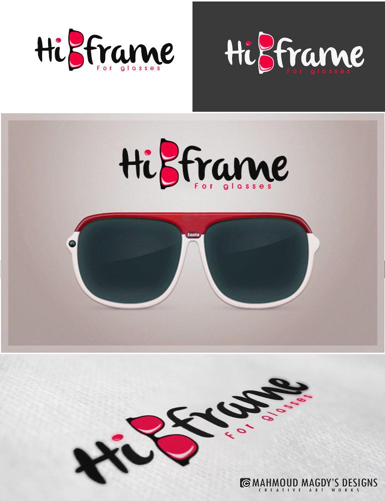 Hi Frame logo