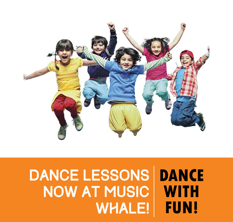 Dance Lessons.  Music Whale.